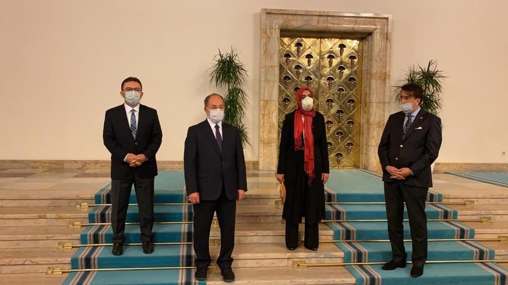 Erzurum'un ikinci Tıp Fakültesi kuruldu