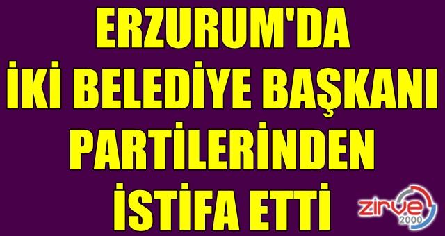 Erzurum'da siyaset ısınıyor