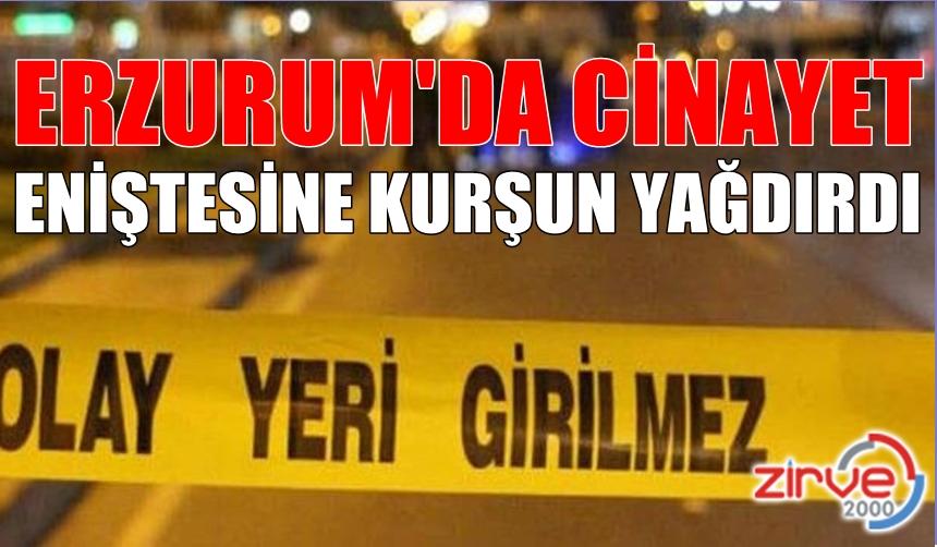 ERZURUM'DA CİNAYET