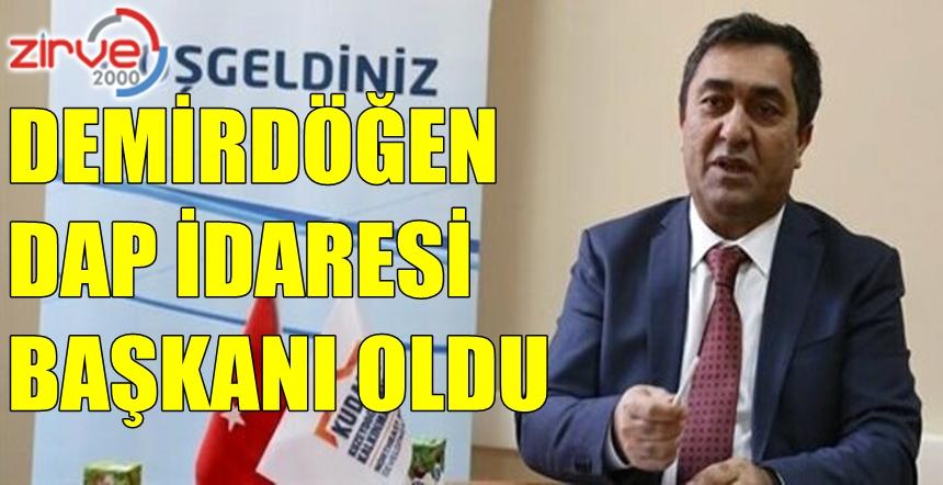 Osman Demirdöğen'e yeni görev