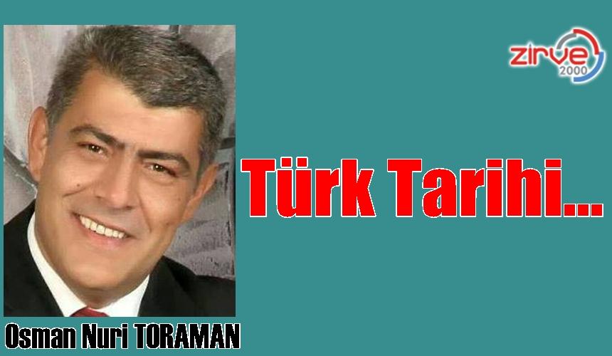Türk Tarihi…