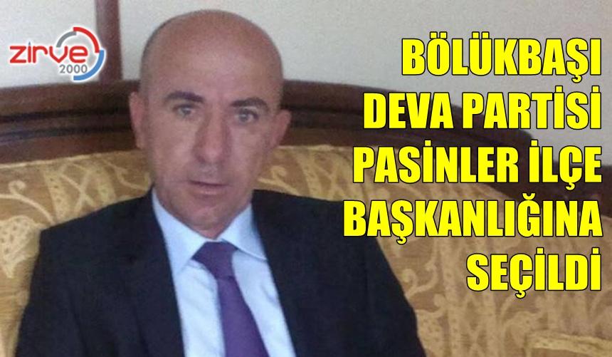 DEVA PASİNLER'DE BÖLÜKBAŞI'NA EMANET