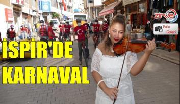İSPİR'DE KARNAVAL