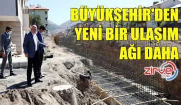 ALİ RAVİ CADDESİ KAYAKYOLU'NA BAĞLANACAK