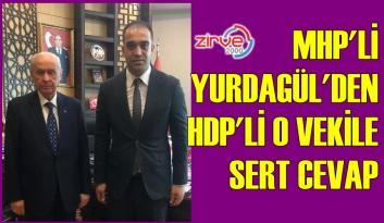 HDP'Lİ ALÇAK!