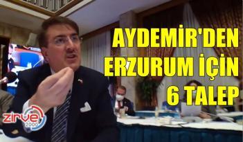 ERZURUM'UN BEKLENTİLERİ