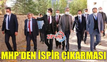 MHP'DEN İSPİR ÇIKARMASI