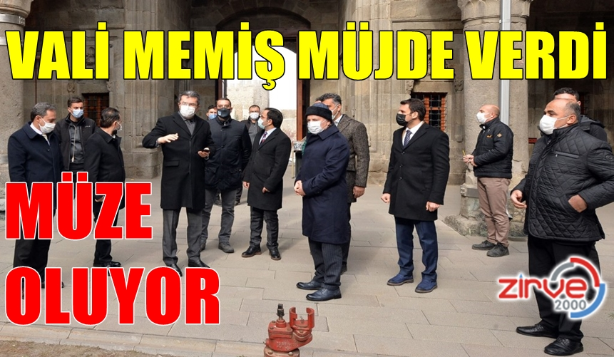 TARİH TURİZME KAZANDIRILIYOR