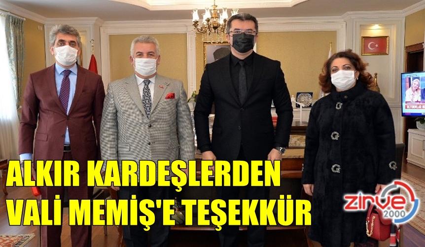 RACİ ALKIR'A VEFA
