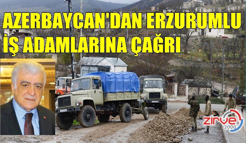GELİN KARABAĞ'I BİRLİKTE İNŞA EDELİM