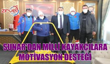 Sunar Palandöken kış turizmi vizyonunu paylaştı