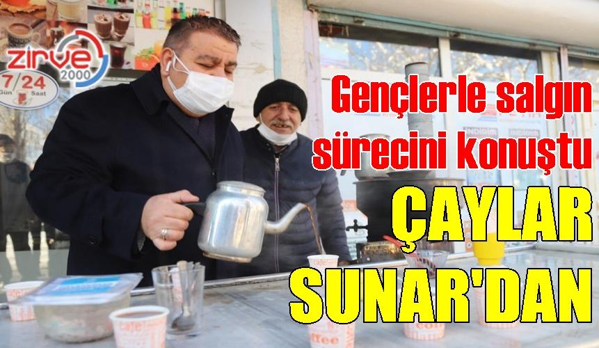 SUNAR ADNAN MENDERES'TEYDİ