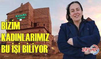 ÜRETİYOR, SATIYORLAR