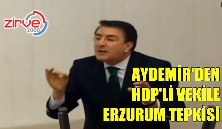 Aydemir: Erzurum'u da, Ağrı'yı da zirveye taşıyacağız