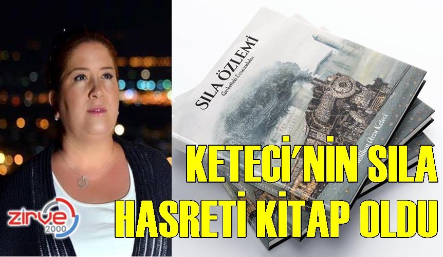 """Gurbetteki Erzurumluların """"Sıla Hasreti"""" kitap oldu"""