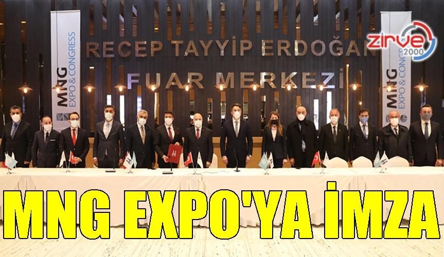 MNG EXPO'ya İmza
