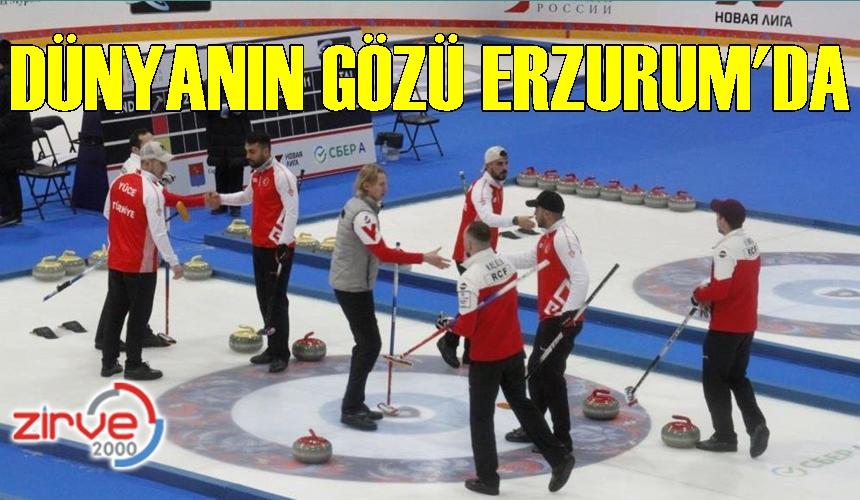 Dünyanın gözü bu yaz Erzurum'da olacak
