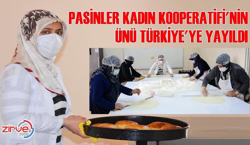 PASİNLER'DEN TÜRKİYE'YE