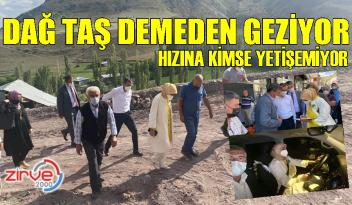 ZEHRA BACI YOLLARDA