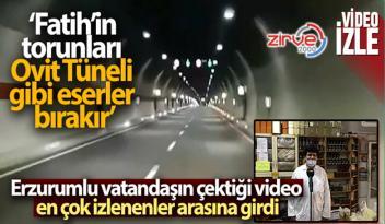 ÖVİT'E METHİYERLER DİZDİ